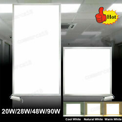 Led Panel Lights 1x1ft 1x2ft 2x2ft 2x4ft Flat Recessed Ceiling Light Suspended