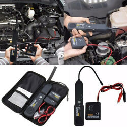 Auto Digital Car Circuit Scanner Diagnostic Tester Cable Wire Short Open Finder