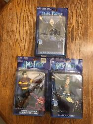 Harry Potter Quidditch And Expecto Patronum And Albus Dumble Mattel Dolls/toys
