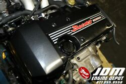 Toyota Altezza Rs200 Is200 3s Dual Vvti Engine Jdm 3sge 9395570 Free Shipping