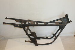 1975 Suzuki T500 Frame Chassi Gd Ppr Contact For Shipping Quote