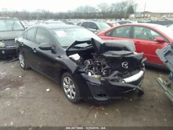 Passenger Side View Mirror Power Non-heated Fits 10-13 Mazda 3 70887