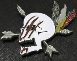 Oda 3311 3rd Special Forces Group A Shaped Team Coin Custom Challenge Coin