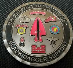 Usasoc Us Army Special Operations Command 528th Support Battalion Command Team C