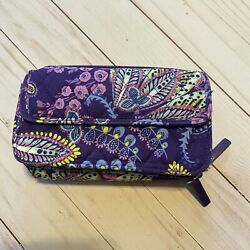 Vera Bradley All In One Crossbody Wallet $40.00