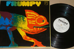 Frumpy -all Will Be Changed- Lp Promo / Musterplatte Philips Ger70 Prog Kraut