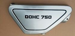 Yamaha Xs750 Xs 750 Side Cover Dohc Right