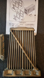 Oil Cooler Continental Aircraft Engine 626189