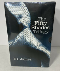 The Fifty Shades Of Grey Trilogy El James 3 Book Set Brand New Sealed