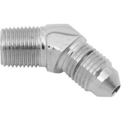 Russell 45 Degree Fitting - 1/8 - 3 Male   R4293c