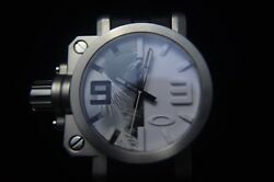 Gearbox Brushed Stainless Steel Limited Edition Dazzle Watch