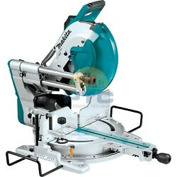 Makita Ls1219l 12 Dual‑bevel Sliding Compound Miter Saw With Laser