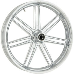 Arlen Ness Front Wheel - 7-valve - Chrome - 21 X 3.5 - With Abs | 10302-204-6008