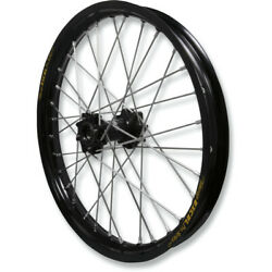 Excel Next Generation Pro Series Wheel Assembly Front 17 X 3.50 Black | 2f1lk40