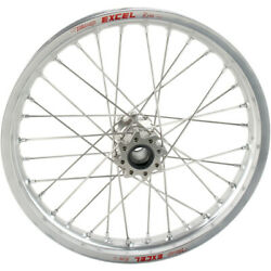 Excel Next Generation Pro Series Wheel Assembly Rear 18 X 2.15 Silver | 2r7ds40