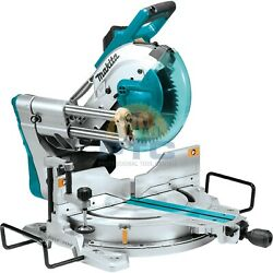 Makita Ls1019l 10 Dual‑bevel Sliding Compound Miter Saw With Laser