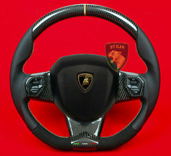 Lamborghini Aventador Carbon Steering Wheel Real Carbon Made In Germnany