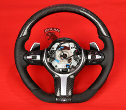 Bmw X6 F16 Carbon Steering Wheel Real Carbon Made In Germany