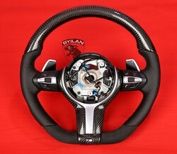 Bmw M5 F10 F11 Carbon Steering Wheel Real Carbon Made In Germany