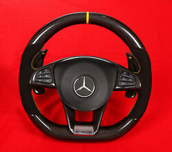 Mercedes Steering Wheel Cls63 W218 Carbon  Made In Germany