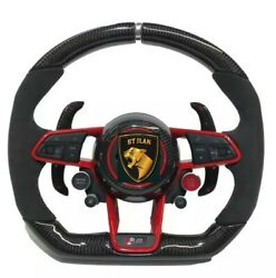 Audi R8 4s Carbon Steering Wheel Real Carbon Made In Germnany