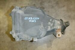 2007 Mercedes-benz C230 W203 Rear Differential Oem Used A2033510605