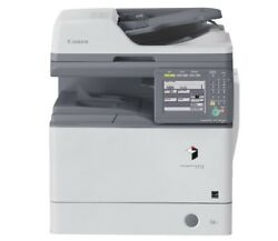 Canon Imagerunner 1730 Bandw Copier/printer/scanner/fax Perfect For Remote Work