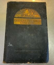 Household Searchlight Recipe Book Revised Edition 1938, Hardcover S9487