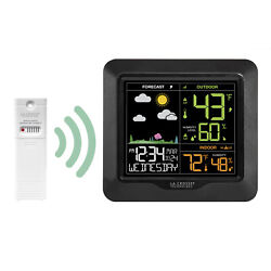S85814 La Crosse Technology Wireless Color Weather Station with TX141TH BV3
