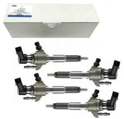 4 X Genuine Injector Fits Berlingo C3 C4 C5 Picasso Aircross 1.6 Tdci 2008 On
