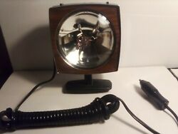 Vintage Vehicle Hand Spotlight No.18 Yankee Metal Products Safeco Tested