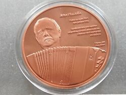 Argentina Medal - Astor Piazzola - Tango Composer
