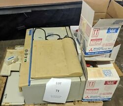 Mitsubishi Silver Plate Maker - Cp50sii - Silverplate Cp 50 2 - With Chemicals