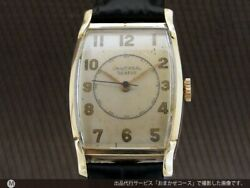 Universal Geneve 10kgf Rectangular Manual Vintage Watch 1950and039s