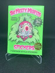 Ebay Pack Of Series 3 The Melty Misfits And P1 Series 8 2020 Buff Monster Le 330