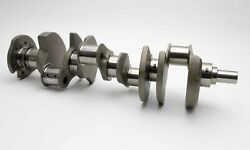 Manley 190130 Crankshaft Pro Series Forged Steel For Small Block Chevy