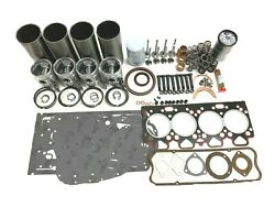 For Perkins 4.236 Engine Overhaul Kit Allis Chalmers A-c Ac 170 175 Tractors
