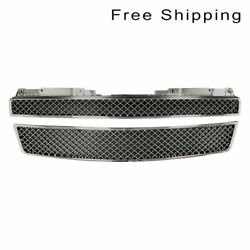 Goodmark Grille Mesh Style Fits Chevrolet Tahoe Efx3533m