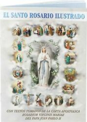 Rosary Booklet - 4 X 6 - Spanish - Hr-01s