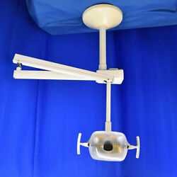 Adec 6300 Ceiling Mount Dental Surgical Exam Operatory Light Old Style
