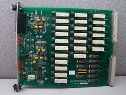Svg Thermco 604116-06 Relay Pcb Assembly
