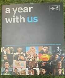 Universal Pictures 2013 A Year With Us 20 Blurays Box Set New