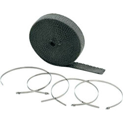 Accel Exhaust Wrap - Black - 1x50and039 | 2001bk