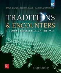Bentley Traditions And Encounters A Global Perspective On The Past Ap Ed - Good