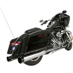 Sands Cycle Chrome Exhaust - Tracer - And03909-and03916 Touring | 550-0678a