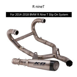 Exhaust System For Bmw R Nine T 2014-2018 Motorcycle Exhaust Pipe 60mm Mufflers