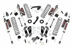 Rough Country 3.5in For Jeep Lift Kit|vertex|control Arm Drop 07-18 Wrangler Jk