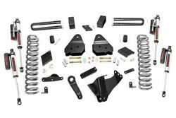 Rough Country 4.5in Ford Lift Kit vertex 11-14 F-250 4wd no Overloads