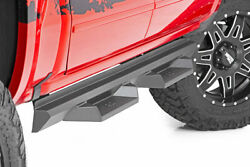 Rough Country Ds2 Drop Steps 09-17 For Ram 1500/10-17 For Ram 2500/3500 | Quad C