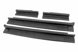 Rough Country For Jeep Front And Rear Entry Guards 07-18 Wrangler Jk